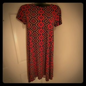 💥NEW ARRIVAL💥 LuLaRoe Patterned Dress